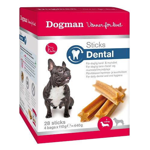 Dental Sticks Box