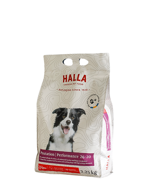 Halla Prestation (Medium) 3,25kg