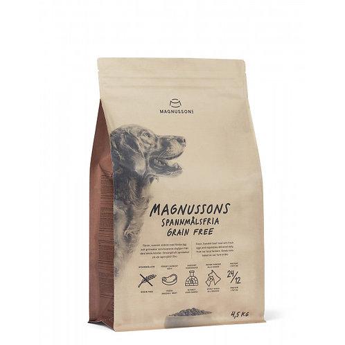 Magnussons Spannmålsfria 4,5kg
