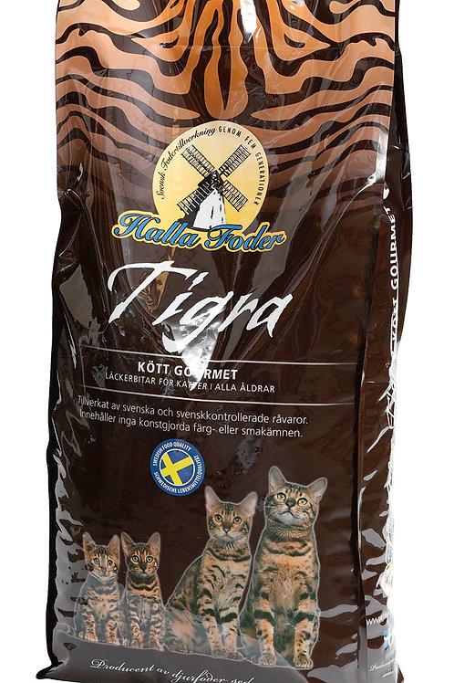 Halla Tigra Kött Gourmet 10kg