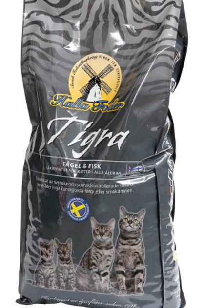 Halla Tigra Fågel & Fisk 10kg