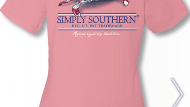 SIMPLY SOUTHERN  CRAB