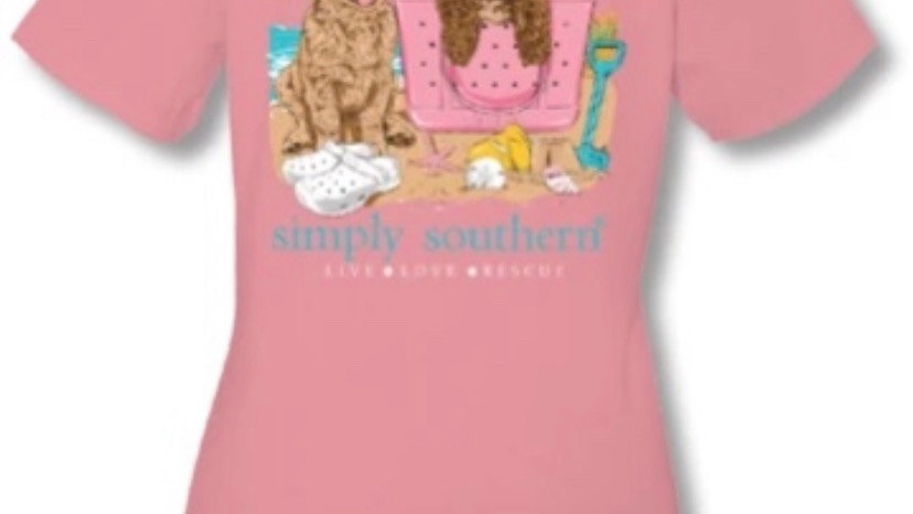 SIMPLY SOUTHERN SALTY DOGGY