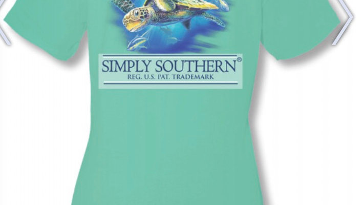SIMPLY SOUTHERN TURTLE