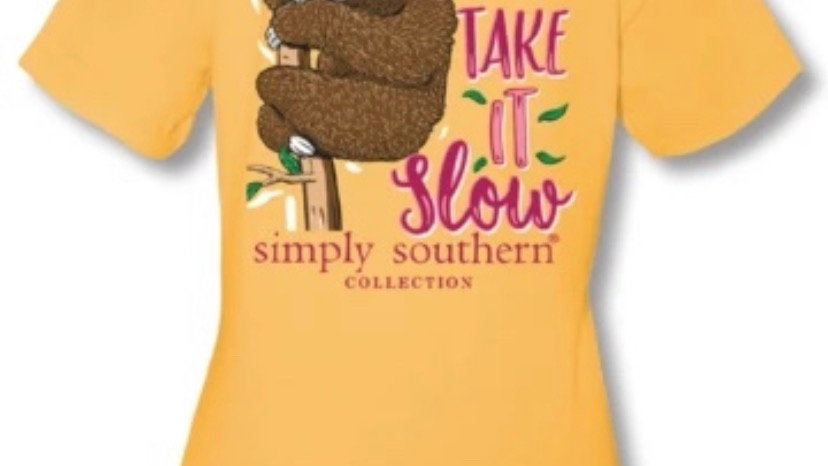 SIMPLY SOUTHERN SLOTH