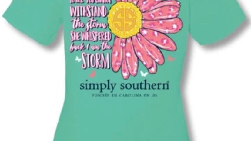 SIMPLY SOUTHERN STORM