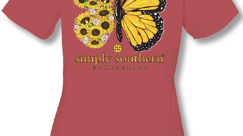 SIMPLY SOUTHERN BUTTERFLY