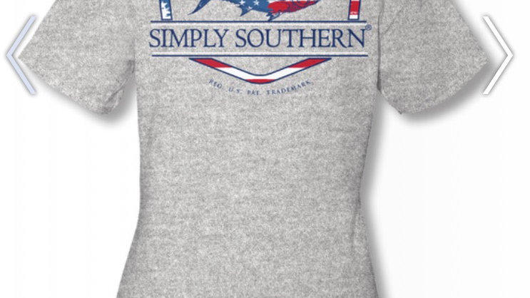 SIMPLY SOUTHERN RAISED SALTY
