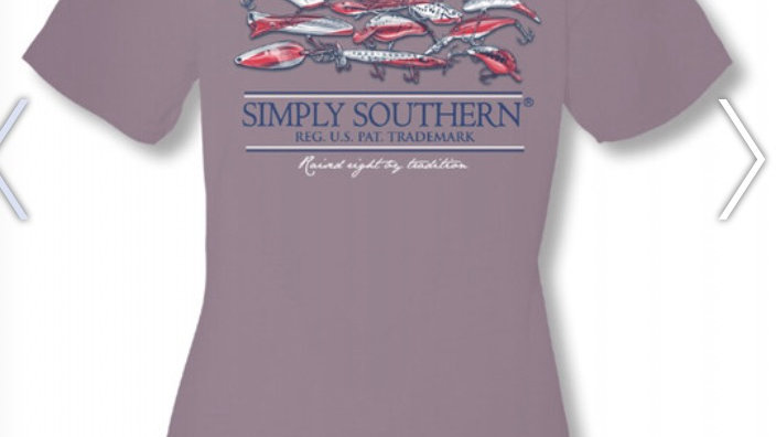 SIMPLY SOUTHERN AMERICAN FISH