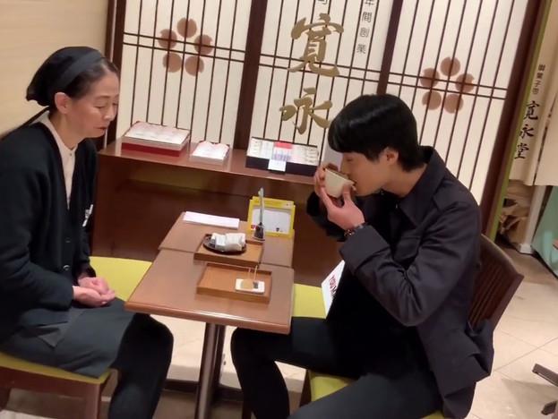 【YOUMarket®︎】寺西優真さん インタビュー   京都の老舗和菓子屋 寛