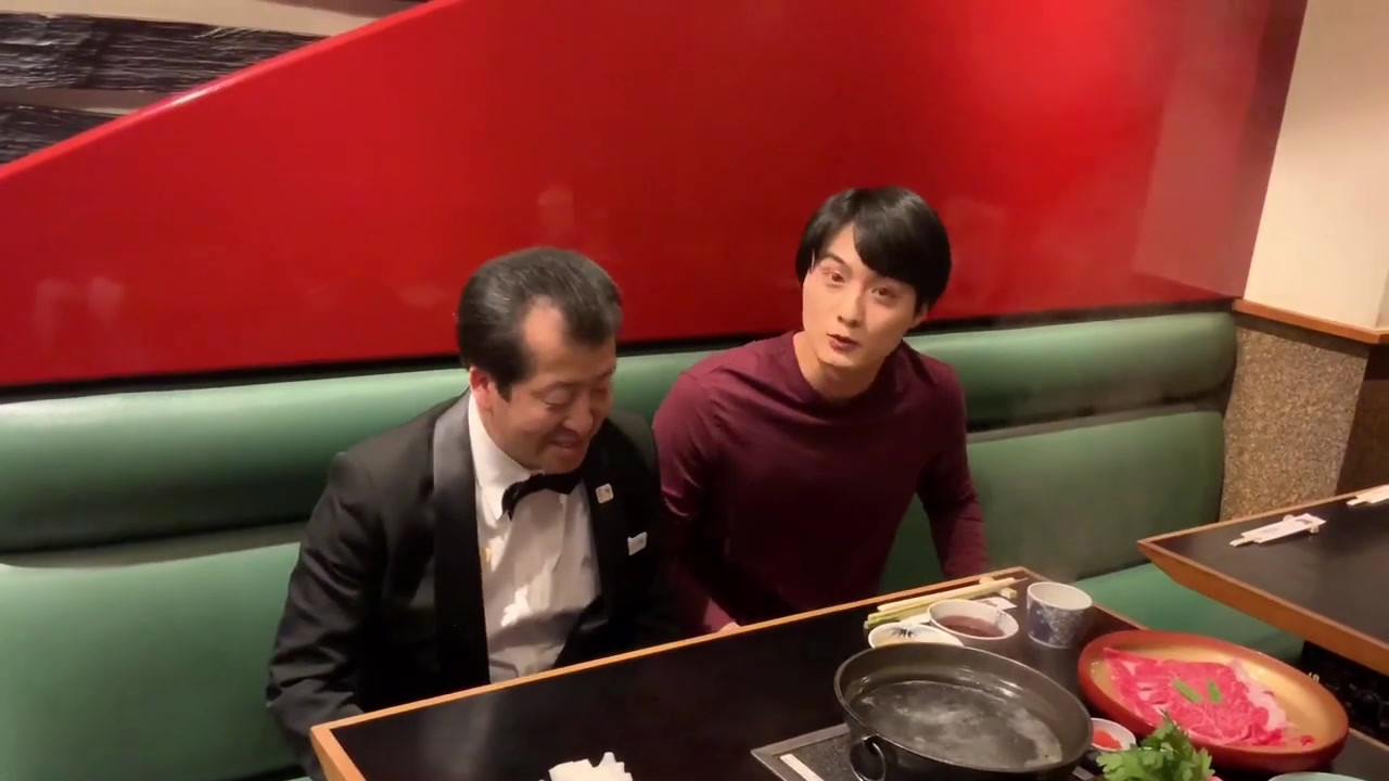 【YOUMarket】寺西優真さんインタビュアー動画 新宿にいむら本店さん (