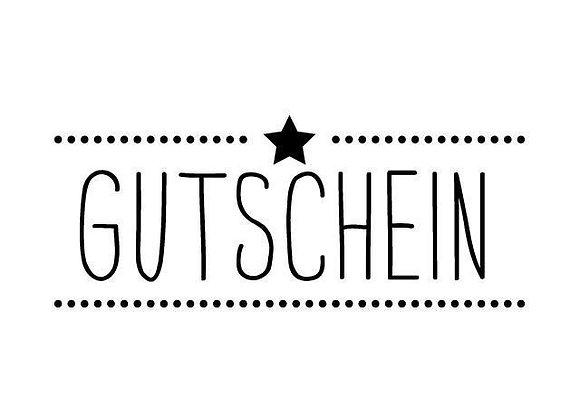 Gutschein CHF 60.-