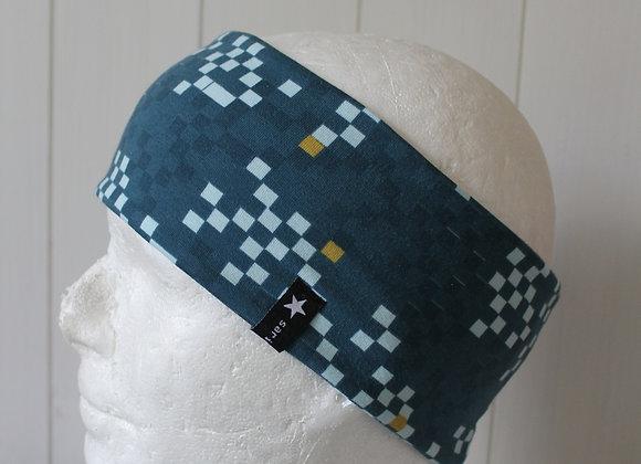 Stirnband mit Fleece