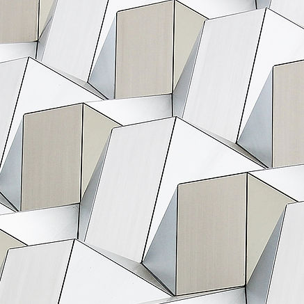 architectural geometric forms
