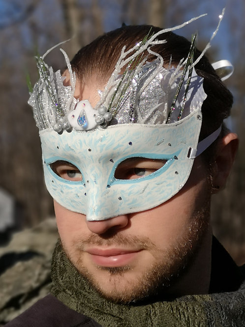 The Ice Queen Mask