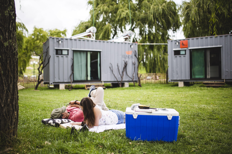 Un pasatiempo relajarte - picnic