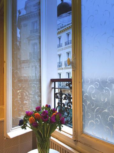 Paris mit Aussicht