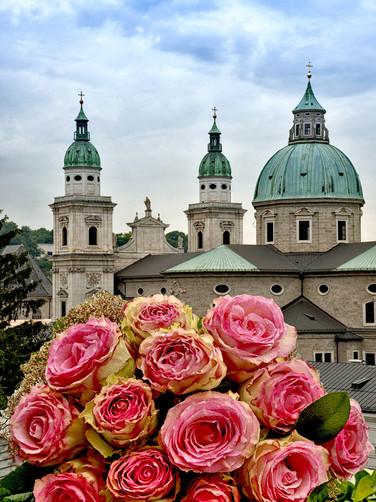 Salzburg oh, roses