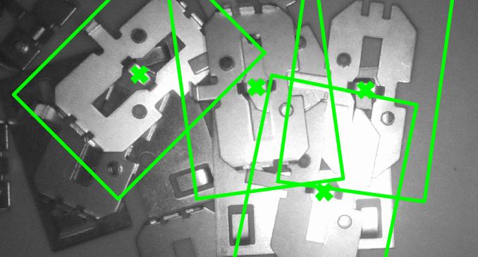 Object Localization - 2D Pattern matching