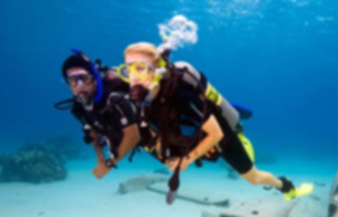 Entry Level Diving Course