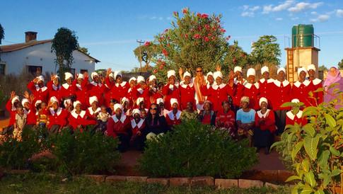 United Church of Zambia Women_s Choir photo credit Christine Saidi