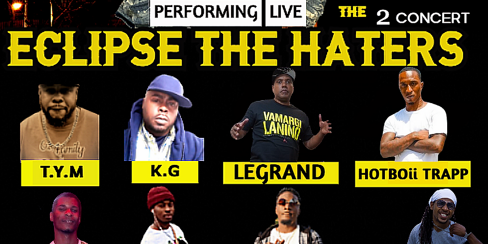 Legrand performs at the Eclipse The Haters 2 Concert October 15, 2021