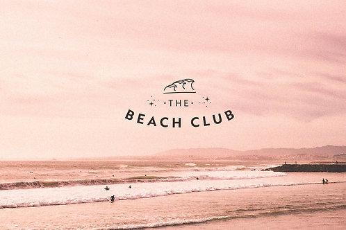 Custom Logo | Beach