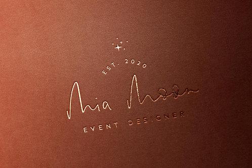 Custom Logo | Moon