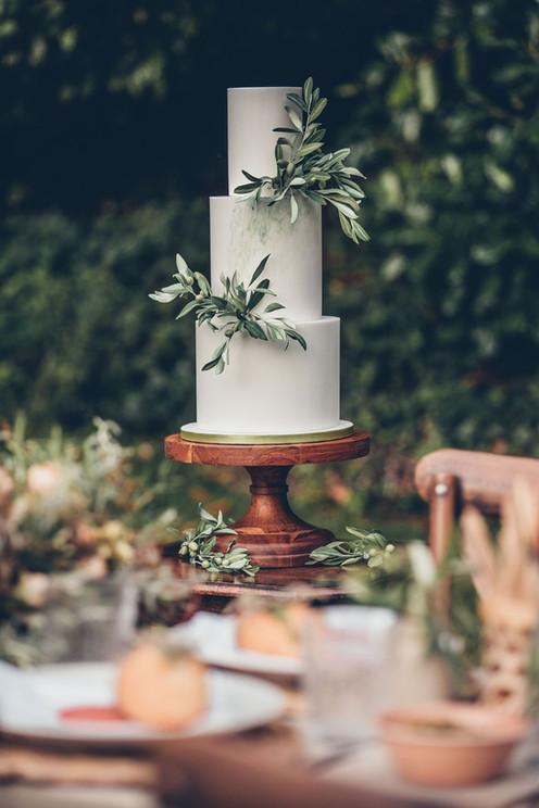 Italian Wedding in England