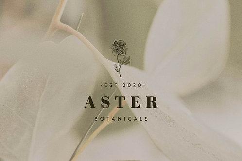Custom Logo | Aster