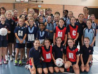 Stage 3 Inter-school Football & Netball Friendlies