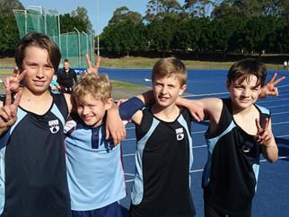 Primary Zone Athletics