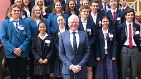 Kiama Electorate Student Leaders Forum