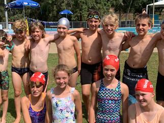 Primary State Swimming - Splashdown!