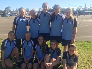CSSA Girls Netball