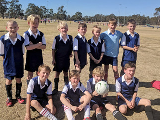 Great effort at Primary State Soccer!