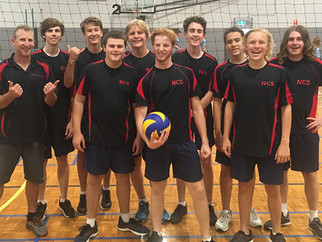 Volleyball Gala Day - Open Boys