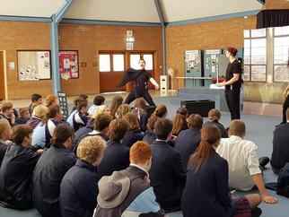 Macbeth at NCS