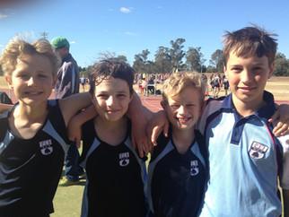 Primary State Athletics 2018