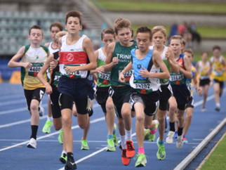 Joel to represent NSW in Athletics