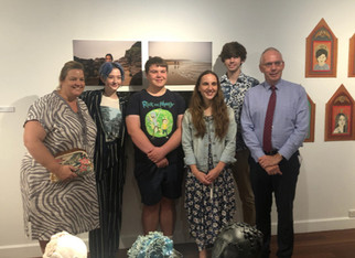 HSC Visual Arts Students 'Time to Shine'