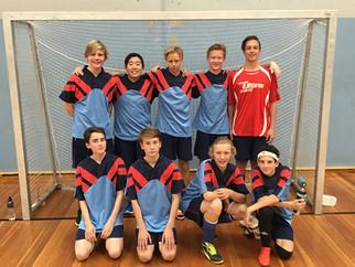 Goals galore at State Futsal