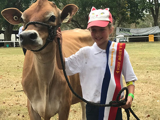 Students excel at the Nowra Show