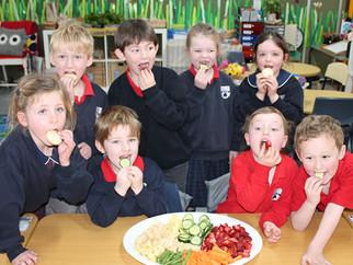 Primary celebrate 'Vegtember'
