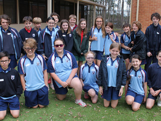 Exciting times at Year 7 Orientation Day