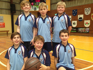 Stage 3 students soar at Basketball Gala Day