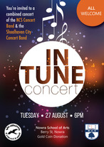 InTune Concert - 27 August 6pm