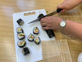 Year 8 History - Sushi and Samurai