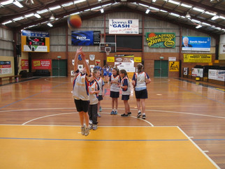 Stage 3 Basketball Gala Day