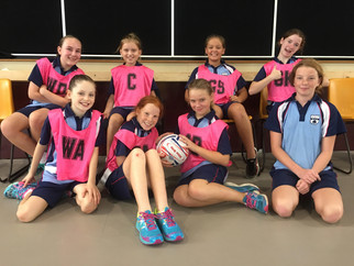 Stage 3 Netball against NAC